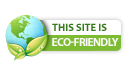 eco-friendly button